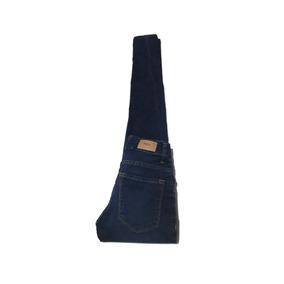 Jeans Marca Nasa Sin Uso, Talle 34 Elastizado Tiro Alto.