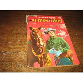 Almanaque Aí Mocinho Tim Holt 1956 Edi Ebal Original Leia