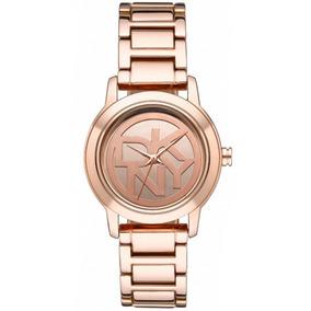 62fd0d9446a Relógio Dkny Feminino Rose Gold Novo - Relógios De Pulso no Mercado ...