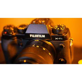 Camera Fujifilm Xt1 Com Lente 16 50 Perfeita Frete Gratis