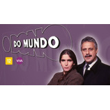 Dvds Novela O Dono Do Mundo 21 Dvds 197 Capítulos