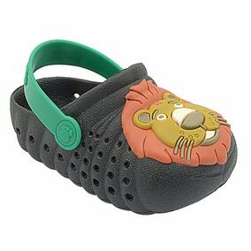 a50652bf2 Sandália Crocs Lego Verde Sandália Infantil Original Novo! - Sapatos ...