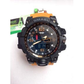 813528dccdd Relogio G Shock Laranja Com Peixe - Joias e Relógios no Mercado ...