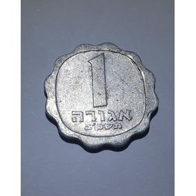 Moeda 1 Agora 1960 Israel
