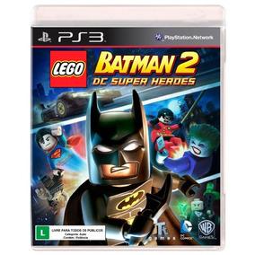Lego Batman 2 (mídia Física) - Ps3