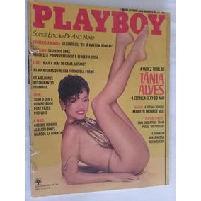 Revista Playboy N 101-dezembro 1983-tania Alves-marilyn Monr