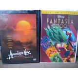 Lote De Películas Originales En Formato Dvd