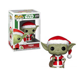Figura Coleccionable Funko Pop Star Wars Santa Yoda