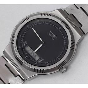 e3f7ab7bfa2 Relógio Citizen Windsurf D060 Raridade Clássico Anos 80 ...