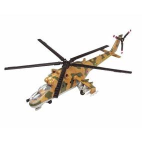 Helicoptero Mil Mi -24 Hind Escala 1/60 Motor Max