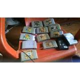 Vendo Cartuchos De Nintendo 64 Totalmente Oringinales
