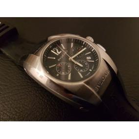 a58d6d14afe Relogio Bvlgari Sd38s L2161 Prata - Relógios no Mercado Livre Brasil