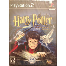 Harry Potter Y La Piedra Filosofal Ps2 En Mercado Libre Mexico