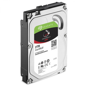 Hd Interno Seagate Ironwolf 2tb (2000mb) Sata3 2 Tb Nas