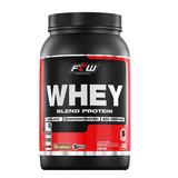 Whey Protein Blend Ftw 900 Gramas Matéria Prima Importada
