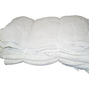 a713a1029debf Atlas Marca 100 Pedazos De Algodón Blanco Tienda Toalla Rags