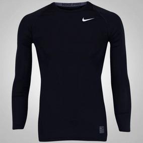 Nike - Camisa Manga Longa Masculinas no Mercado Livre Brasil 1f822e1e6c4e2