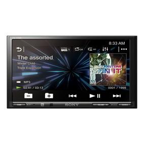 Radio Sony Dvd Para Carro Con Lcd Y Bluetooth - Xav-v751bt