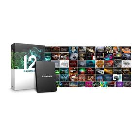 Komplete 12 Kontakt 6 Windows E Mac Atualizado Promoção