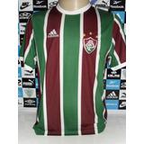 Camisa Adidas Retrô Do Fluminense - Futebol no Mercado Livre Brasil 028542ec8bff4