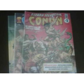 A Espada Selvagem De Conan Coleção Completa