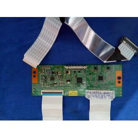 Placa T-con Tv Toshiba Dl4844(a)f Com Os Cabo Flats