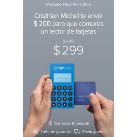 $200 De Descuento Blue Point Mercado Pago Lector De Tarjetas