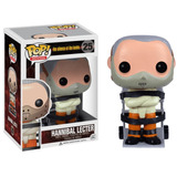 Funko Pop Hannibal Lecter 25 - The Silence Of The Lambs