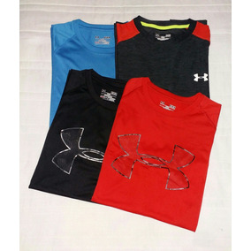0f0d0b0aec8c3 Kit Camisetas Under Armour - Pronta Entrega