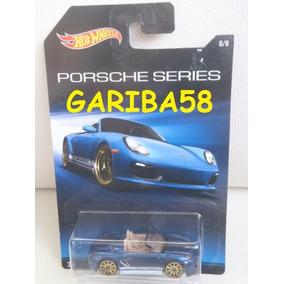 R$30 No Lote Hot Wheels Porsche Boxster Spyder 2015 Gariba58
