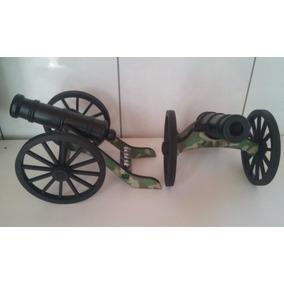 Canhão De Guerra Réplica Militar.
