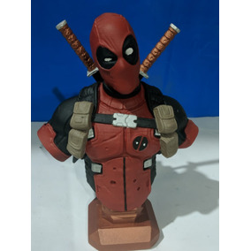 Deadpool Busto / Miniatura / Action Figure
