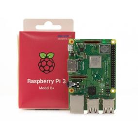 Raspberry Pi 3 Model B+ Plus Pi3 1.4ghz Novo Lançamento