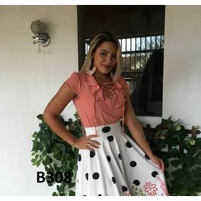 Blusa Com Cordinha Blusinha Tboutiqueoficial.com.br 13808ff9828