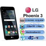 Telefono Android Lg Phoenix 3 Quad-core 16gb Liberado Garant