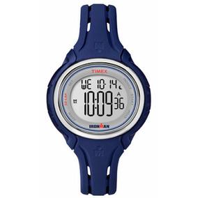346463ff9bd4 Timex T5k213 Reloj Ironman Pulsometro Morado   Envio Gratis en ...
