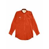 Camisa Outdoor,anti-microbian,tejido Teflon,protección Uv