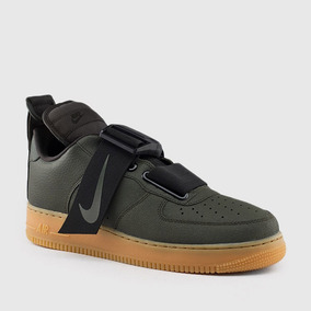 Nike Air Force 1 Low Utility Verde Militar