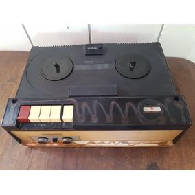 Tape Gravador De Rolo De Mesa Philips Rk12