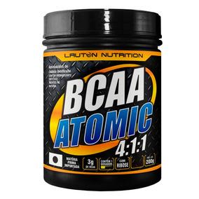 Bcaapó Atomic 4:1:1 - Pote 200g - Limão