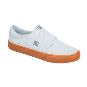 Tenis Casual Hombre Flash Adys300417-wg5 Dc Shoes
