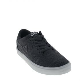 8fb3e5d633 Tênis Feminino Nike Sb Check Solar 921464-004 Cinza