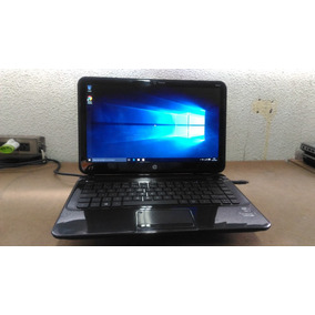 Notebook Hp I3 Pavilion Sleekbook 14 - Hd Ssd 32 + Hd 500 Gb