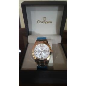 Relógio Clássico Champion Original Prova D