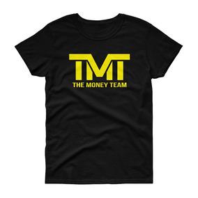 Playera Tmt - The Money Team - Mod 2 d4d1795cc88