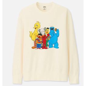 Sudadera Sesame Street Talla Xxl