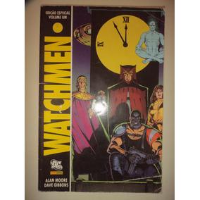 Alan Moore Edicao Especial Watchmen Volume 1 Panini 2009