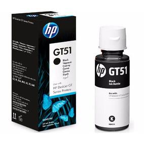 Botela Tinta Original Gt51 Negro Hp Gt5820 M0h57al 5.000 Pag