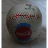 Coca Cola Bola De Futebol Americano Baseball Olimpiadas 1996 f5214c3524e