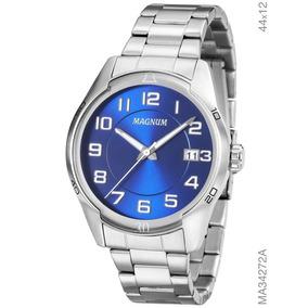 e853f9f9b7d Relógio Magnum Masculino em Minas Gerais no Mercado Livre Brasil